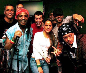 Errol Renaud and Caribbean Soul