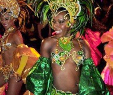 Sexy Samba Dancers - Entertainment Sydney