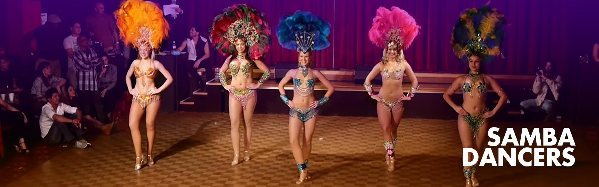 World Beat presents The Best Samba Dancers in Sydney